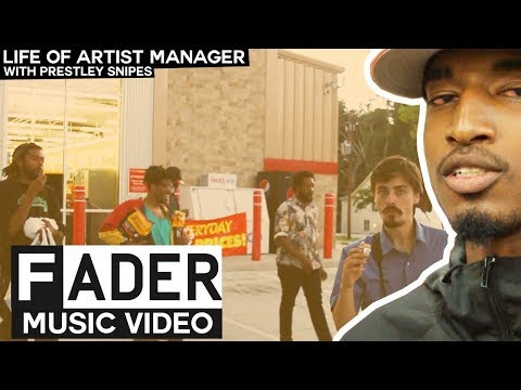 The FADER Music Video [Life of Artist Manager]