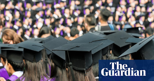 Young people 'more sceptical about value of university' – poll | Education | The Guardian
