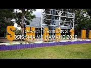 Dokumentasi Capacity Building OSIS SMA Negeri 1 Namang 2020