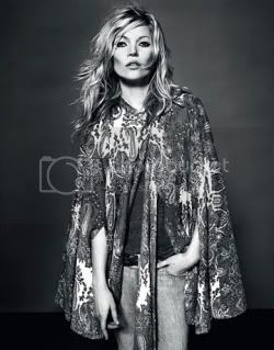 Kate Moss Last Topshop Collection