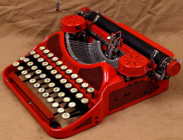Bem-vindo ao The Typewriter Shoppe Vintage!