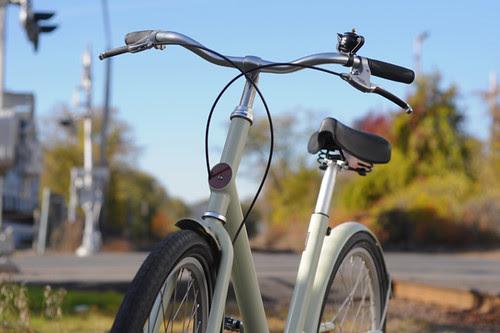 Paper Bicycle, Handlebars