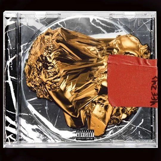 Kanye West : Yeezus (Album Cover) photo album_0.jpg