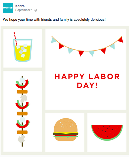 The best brand holiday use of Instagram I've seen yet–from Target