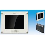Weldex WDL-1040MFM 10.4 Industrial TFT LCD Flush Mount RGB or Composite Monitor
