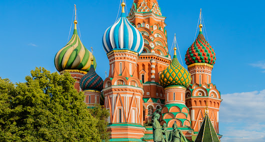 St Basil's Cathedral, Red Square, Moscow, Russia - Travelure ©