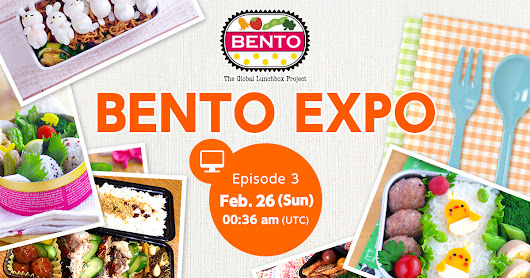 BENTO EXPO --The Global Lunchbox Project - TV - NHK WORLD - English