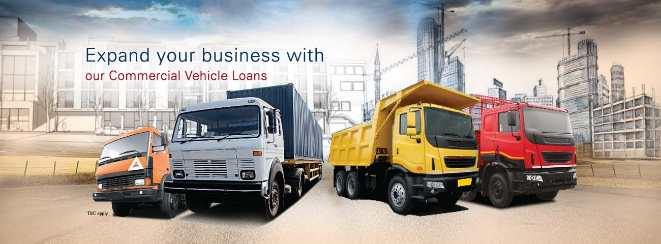 commercial vehicle loan D