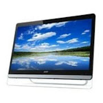 """Acer Ut220hql 21.5"""" Led Lcd Touchscreen Monitor - 16:9 - 8 Ms - Multi-touch Screen - 1920 X 1080 - Full Hd - Adjustable Display Angle -"""