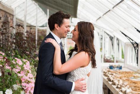 Helmsley Walled Garden Real Wedding   Harriet Nick   Belle