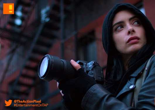 """Jessica Jones 2"" announces its release date with a trailer"
