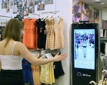 Perierga.gr - Ψηφιακός «καθρέφτης» καταργεί το δοκιμαστήριο