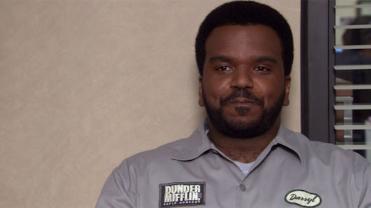 How to Dress Like Darryl Philbin