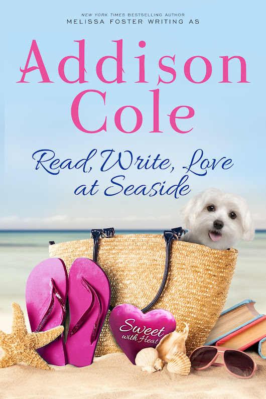 #ARCBookReview and #Giveaway: Read, Write, Love by Addison Cole