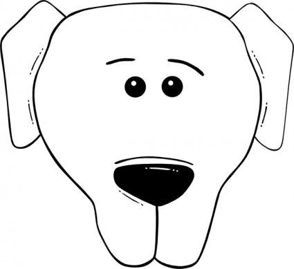 Caras De Perros En Dibujos Imagui
