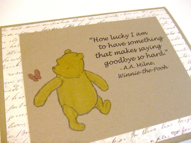 Images Of Winnie The Pooh Quotes How Lucky I Am Summer