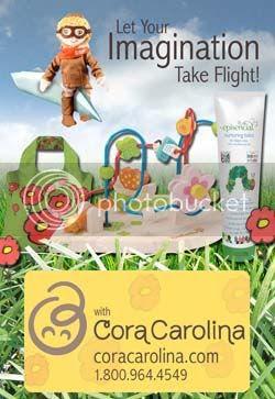 Cora Carolina is Our New Sponsor!