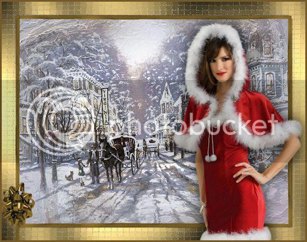 Gladys- Joyeaux Noel by Nines