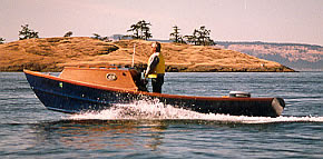 Boat plans for some of our most popular wooden boats