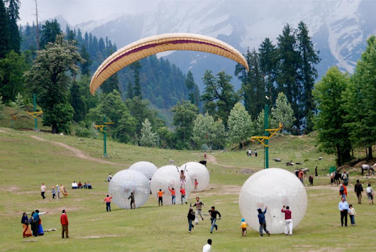 A Guide to Beautiful Manali