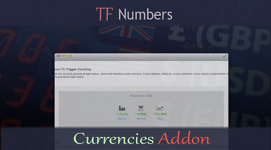 Currencies TF Numbers Addon » ThemeFlection