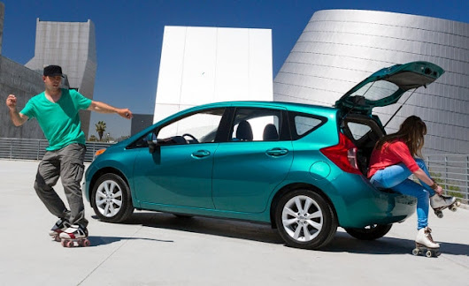 Versa Note Named One of 10 Best Back-to-School Cars for 2016