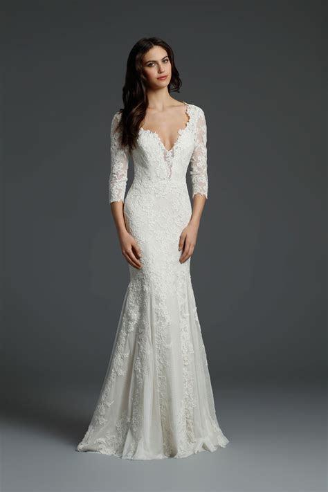 Alvina Valenta Wedding Dresses   MODwedding