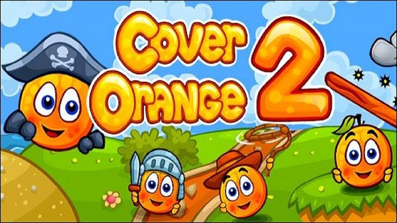 Here's the second installment to #CoverOrange! #PhysicsGames #StrategyGames #FlashGames