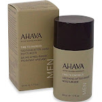 AHAVA Mens Soothing After Shave Moisturizer, 1.7 oz.