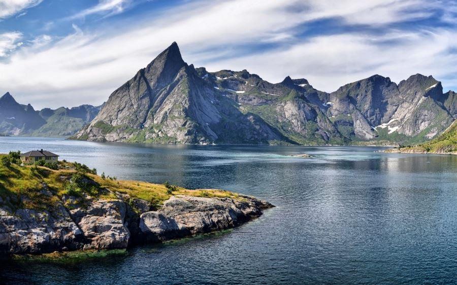 Hamnøy, Nordland, Νορβηγία