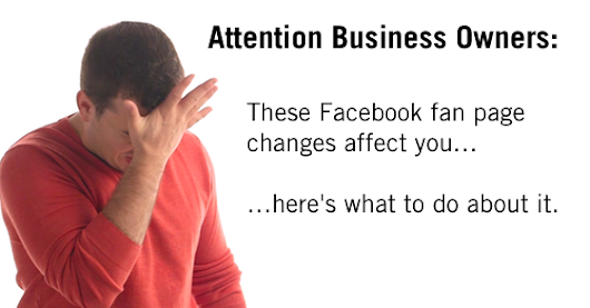 Warning: If You Have A Facebook Fan Page, Read This…