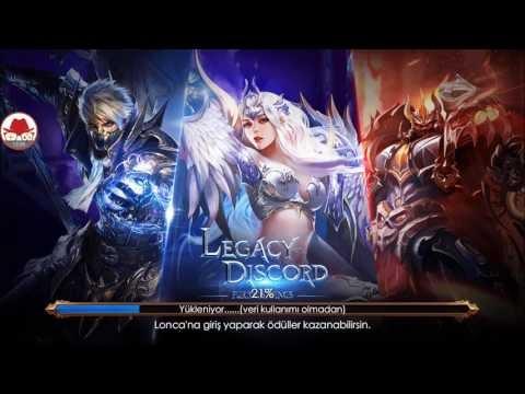 Legacy Of Discord: Furious Wings Advanture Tab