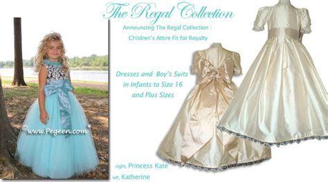 Royal Wedding Of William & Kate   Flower Girl Dresses