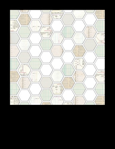 PNG_7x7_inch_ledger_hexagon_paper_DARK_300dpi_melstampz