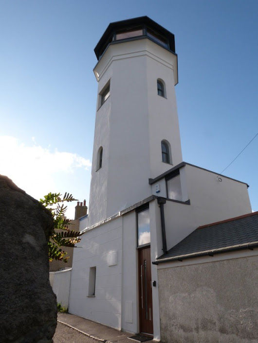 Distinctive Holiday Cottage in Cornwall | The Observatory Tower