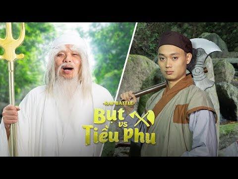 ÔNG BỤT vs TIỀU PHU 2019 | PARODY | Rap Battle | Nhật Anh Trắng ft. Việt Johan