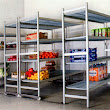 Cold Room Shelving Systems, Mobile Racking For Food