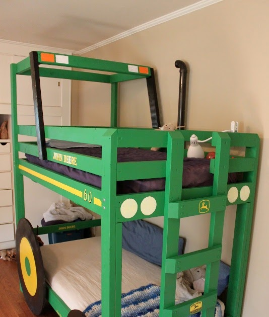 Mean Work: Looking For Cool House Bunk Beds