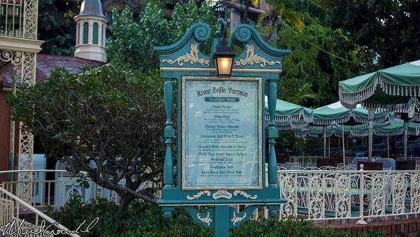 Disneyland Resort, Disneyland, Frontierland, River Belle Terrace