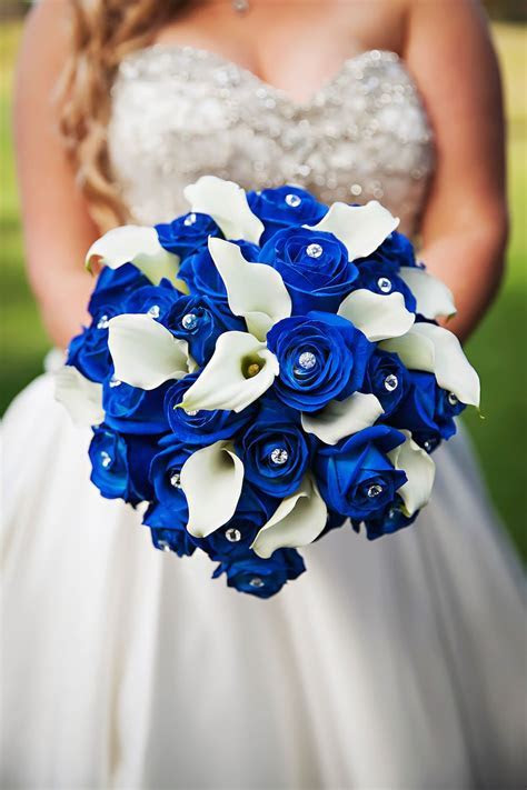 Royal Blue and Green Clearwater Wedding   MMTB Wedding