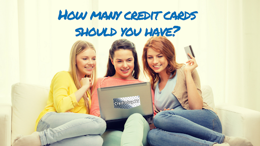 How Many Credit Cards Should You Have? - The Credit Guy TV