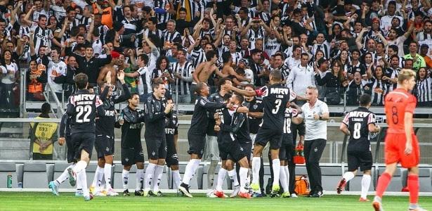 Resultado de imagem para Ponte Preta x Atlético-MG