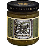 Desert Pepper Salsa, Del Rio, Medium - 16 oz