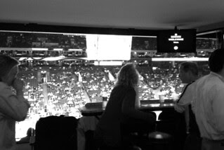 Golden State Warriors - Concourse Suite