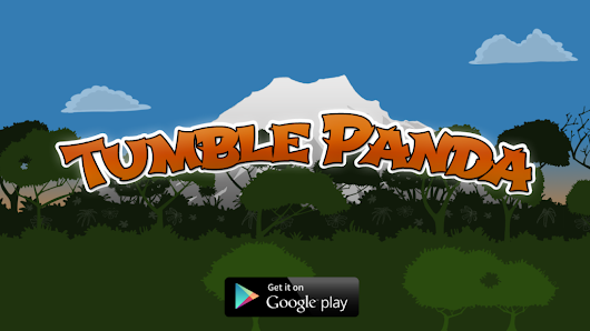 Play Tumble Panda – Support the environment!