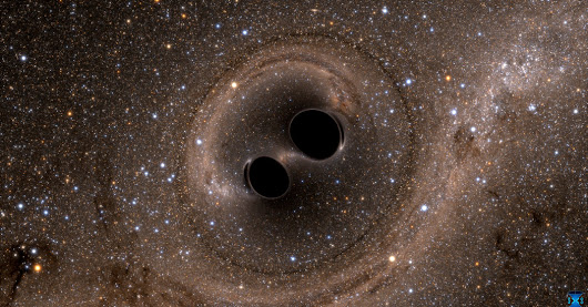 Gravitational Waves Detected, Confirming Einstein's Theory