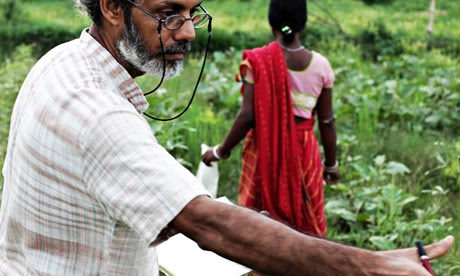 MDG : Dr Debal Deb, scientist, ecologist and farmer who built a seed bank in Odisha state, India