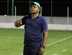 Romildo Freire, técnico do Alecrim (Foto: Canindé Pereira/Divulgação)
