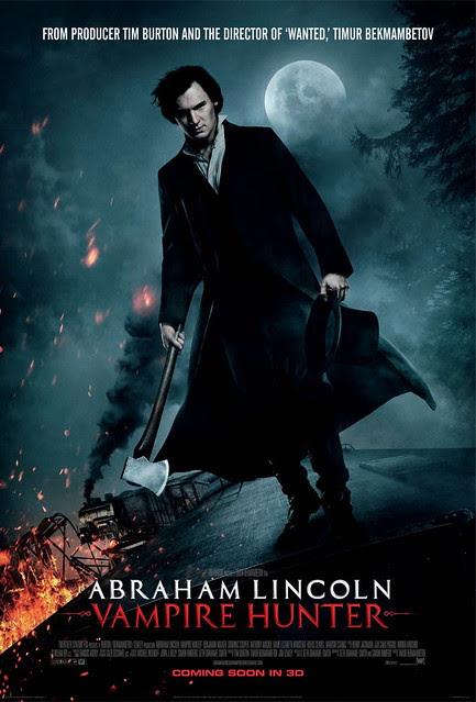 Abraham Lincoln Vampire Hunter - Poster