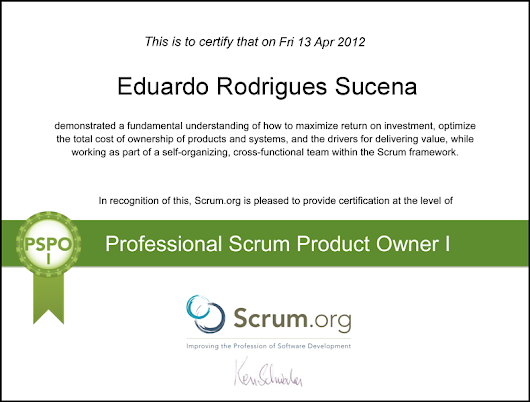 Professional Scrum Product Owner Exam Simulator